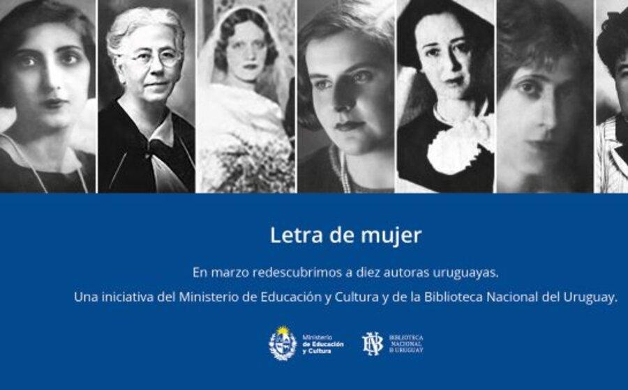 imagen de Letra de mujer - MEC/BIBNA
