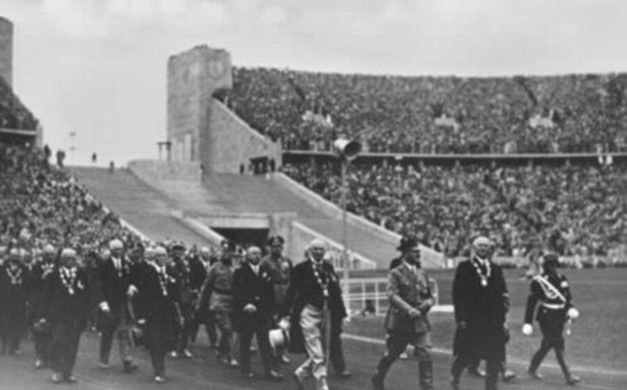 imagen de Historias olímpicas – Capítulo I: Berlín 1936, la gran puesta en escena