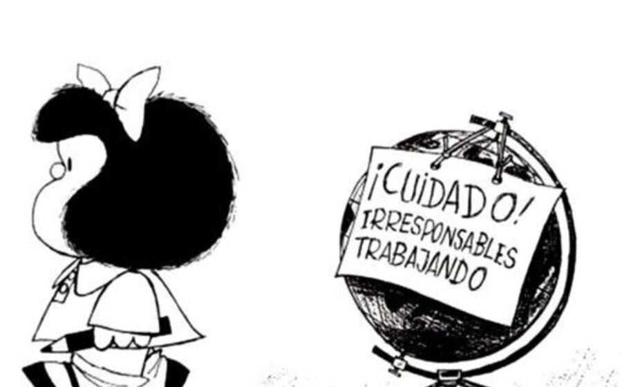 imagen de Quino, Mafalda y la filosofía (Parte I)