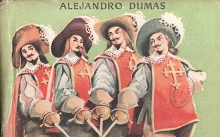 imagen de Los tres mosqueteros: de De Sandras a Dumas