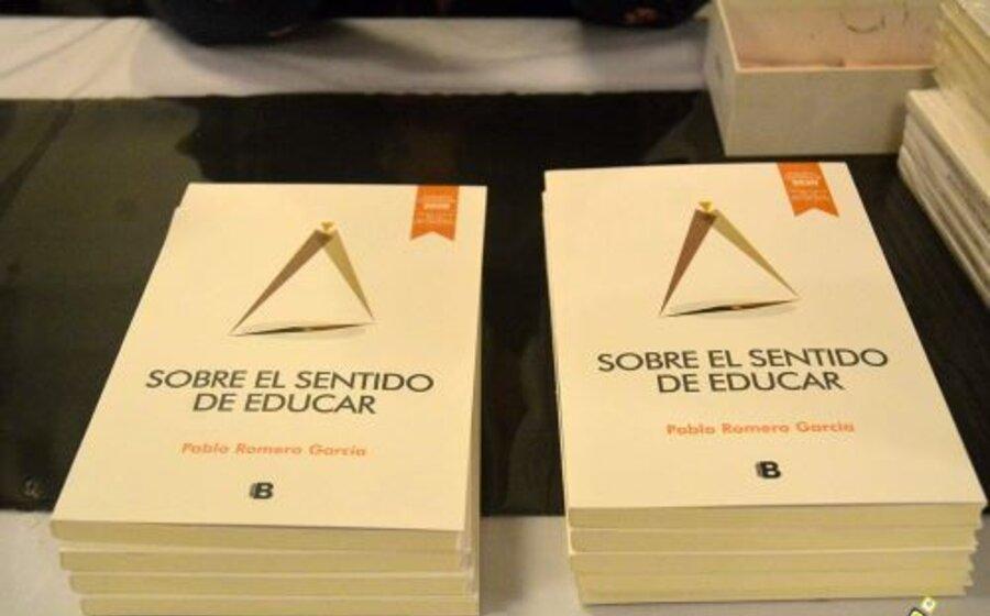 """imagen de Se presentó """"Sobre el sentido de educar"""", de nuestro colaborador Pablo Romero"""
