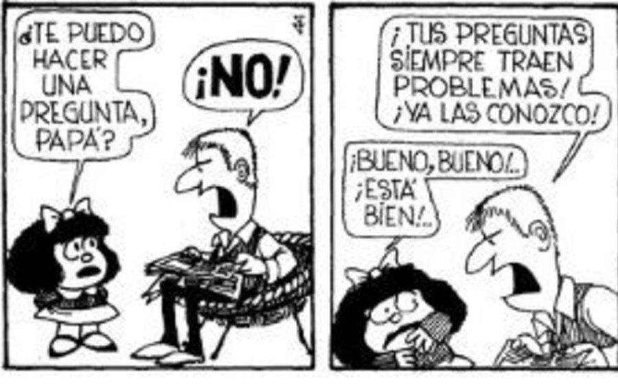 imagen de Quino, Mafalda y la filosofía (parte II)