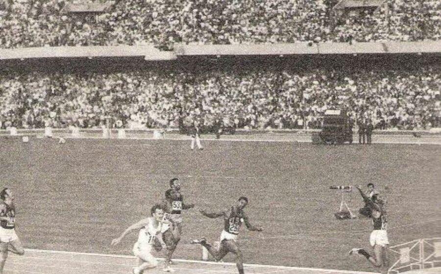 imagen de Historias olímpicas – Capítulo IV: México 1968, puños en alto