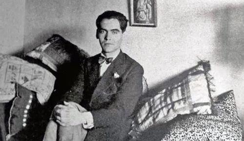 imagen de Federico García Lorca: ¿Quiere algo más bello?