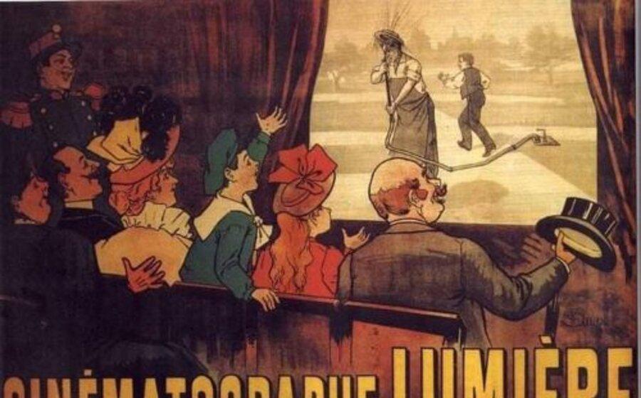 imagen de De la pantalla al barrio: 125 años de cine en Uruguay