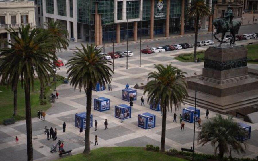imagen de A propósito de la muestra fotográfica Expo Democracia